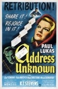 Address Unknown movie in Carl Esmond filmography.