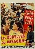The Great Missouri Raid movie in Edgar Buchanan filmography.