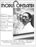 Modus Operandi movie in Danny Trejo filmography.