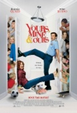 Yours, Mine and Ours movie in Sean Faris filmography.