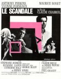 Le scandale movie in Claude Chabrol filmography.