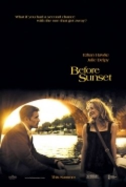 Before Sunset movie in Richard Linklater filmography.
