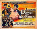 Dawn at Socorro movie in Edgar Buchanan filmography.