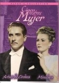 Cinco rostros de mujer movie in Arturo de Cordova filmography.