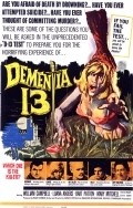 Dementia 13 movie in Francis Ford Coppola filmography.