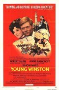 Young Winston movie in Richard Attenborough filmography.