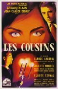 Les cousins movie in Claude Chabrol filmography.