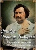 Oshibka Onore de Balzaka movie in Igor Dmitriyev filmography.