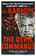 The Devil Commands movie in Edward Dmytryk filmography.