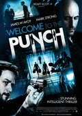 Welcome to the Punch movie in James McAvoy filmography.