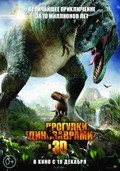 Walking with Dinosaurs 3D movie in Justin Long filmography.