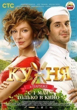 Kuhnya v Parije is the best movie in Viktor Horinyak filmography.