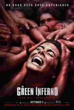 The Green Inferno movie in Eli Roth filmography.