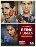 Being Human movie in Mark Pellegrino filmography.