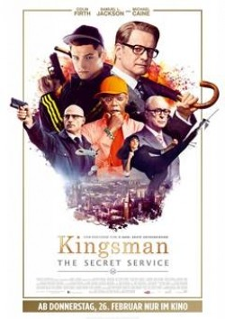 Kingsman: The Secret Service movie in Michael Caine filmography.