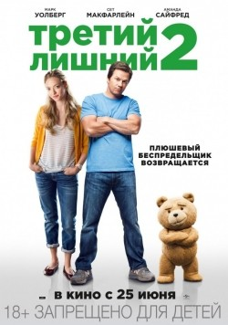 Ted 2 movie in Seth MacFarlane filmography.