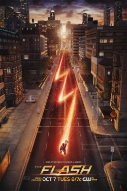 The Flash movie in Nick Copus filmography.