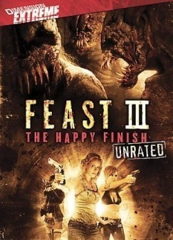Feast III: The Happy Finish movie in Martin Klebba filmography.