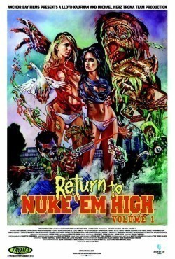 Return to Nuke 'Em High Volume 1 is the best movie in Ron Jeremy filmography.