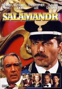 The Salamander movie in Anthony Quinn filmography.