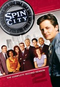 Spin City movie in Richard Kind filmography.
