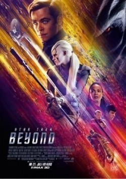 Star Trek Beyond movie in Chris Pine filmography.