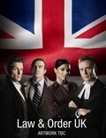 Law & Order: UK movie in Jamie Bamber filmography.