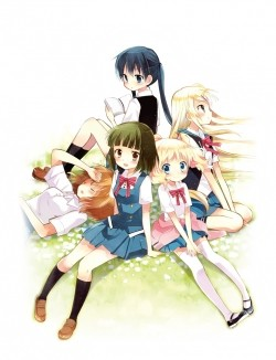 Kin`iro Mosaic is the best movie in Manami Tanaka filmography.