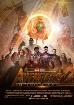Avengers: Infinity War. Part I movie in Chris Evans filmography.