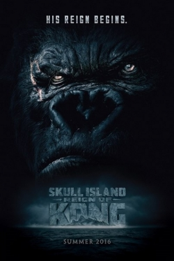Kong: Skull Island movie in John Ortiz filmography.