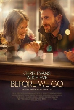 Before We Go movie in Chris Evans filmography.