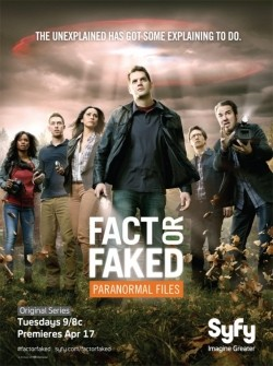 Fact or Faked: Paranormal Files is the best movie in Jael De Pardo filmography.