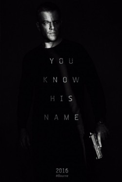 Jason Bourne movie in Matt Damon filmography.