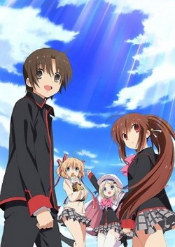 Little Busters! movie in Yui Horie filmography.