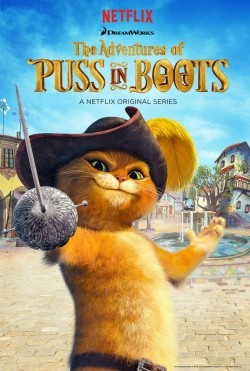 The Adventures of Puss in Boots movie in Lane Lueras filmography.