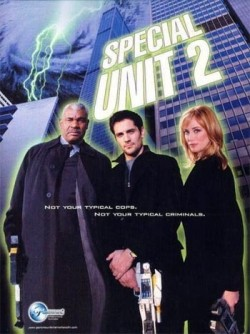 Special Unit 2 movie in John T. Kretchmer filmography.
