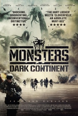 Monsters: Dark Continent movie in Tom Green filmography.