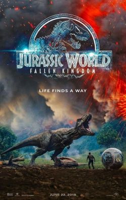 Best movie Jurassic World: Fallen Kingdom images, cast and synopsis.