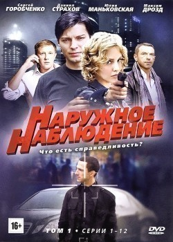 Narujnoe nablyudenie (serial) movie in Ilya Lyubimov filmography.