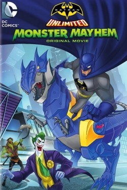 Batman Unlimited: Monster Mayhem is the best movie in Brian T. Delaney filmography.