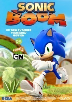 Sonic Boom is the best movie in Roger Craig Smith filmography.