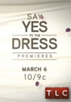 Say Yes to the Dress movie in Roger Craig Smith filmography.