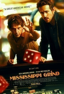 Mississippi Grind movie in Ryan Reynolds filmography.