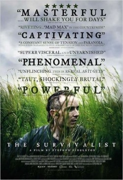 The Survivalist is the best movie in Olwen Fouere filmography.