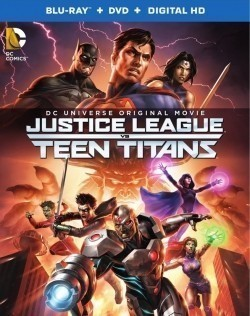 Justice League vs. Teen Titans is the best movie in Stuart Allan filmography.