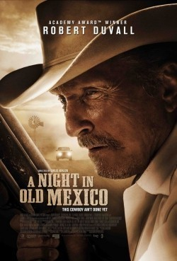 A Night in Old Mexico movie in Robert Duvall filmography.