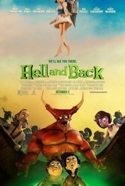 Hell and Back is the best movie in T.J. Miller filmography.