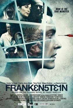 Frankenstein movie in Carrie-Anne Moss filmography.