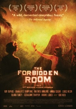 The Forbidden Room is the best movie in Roy Dupuis filmography.