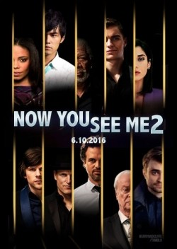 Now You See Me 2 movie in Daniel Radcliffe filmography.